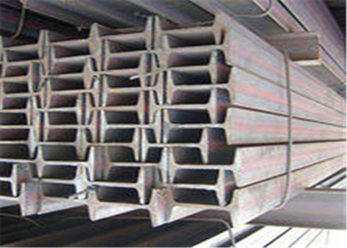 I Type Load Bearing Steel Beam ISO SGS Certificated For Bridge Construction
